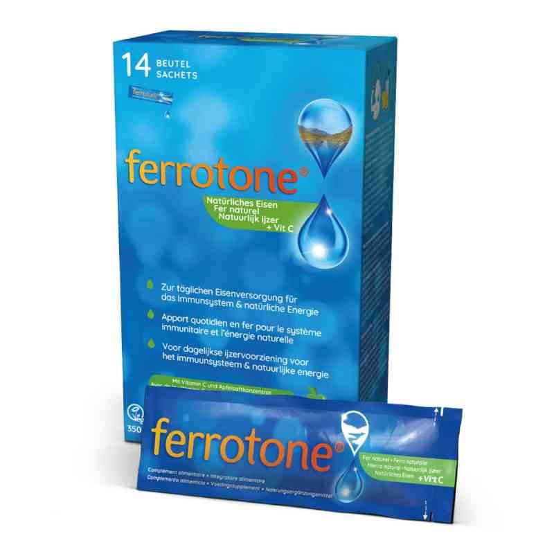 Ferrotone Eisen mit Apfelkonzentrat und Vitamin C bei apotheke.at bestellen