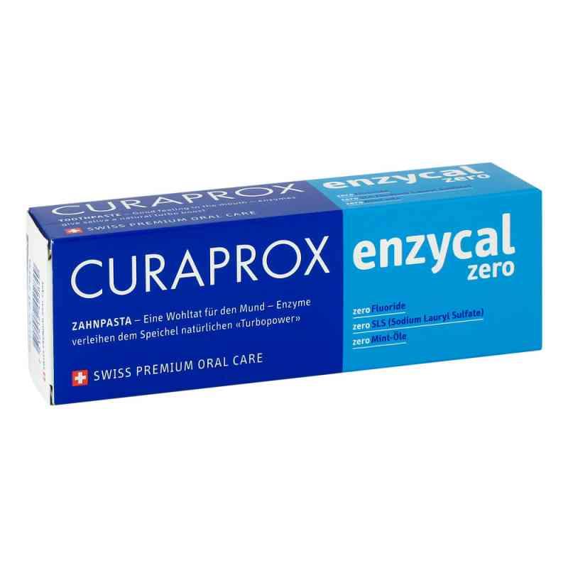 Curaprox enzycal zero Zahnpasta bei apotheke.at bestellen