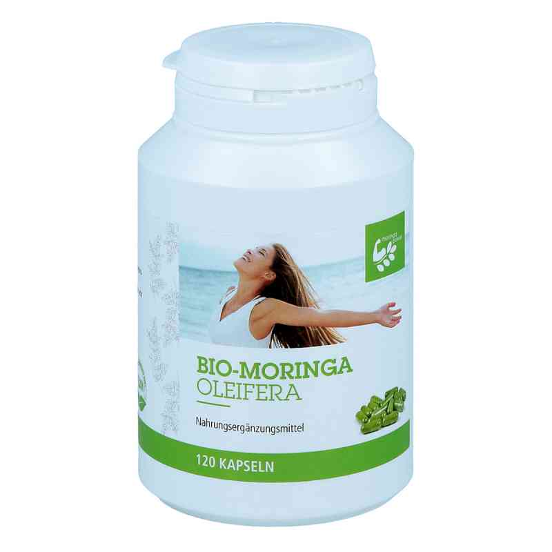 Moringa Oleifera Bio Kapseln  bei apotheke.at bestellen