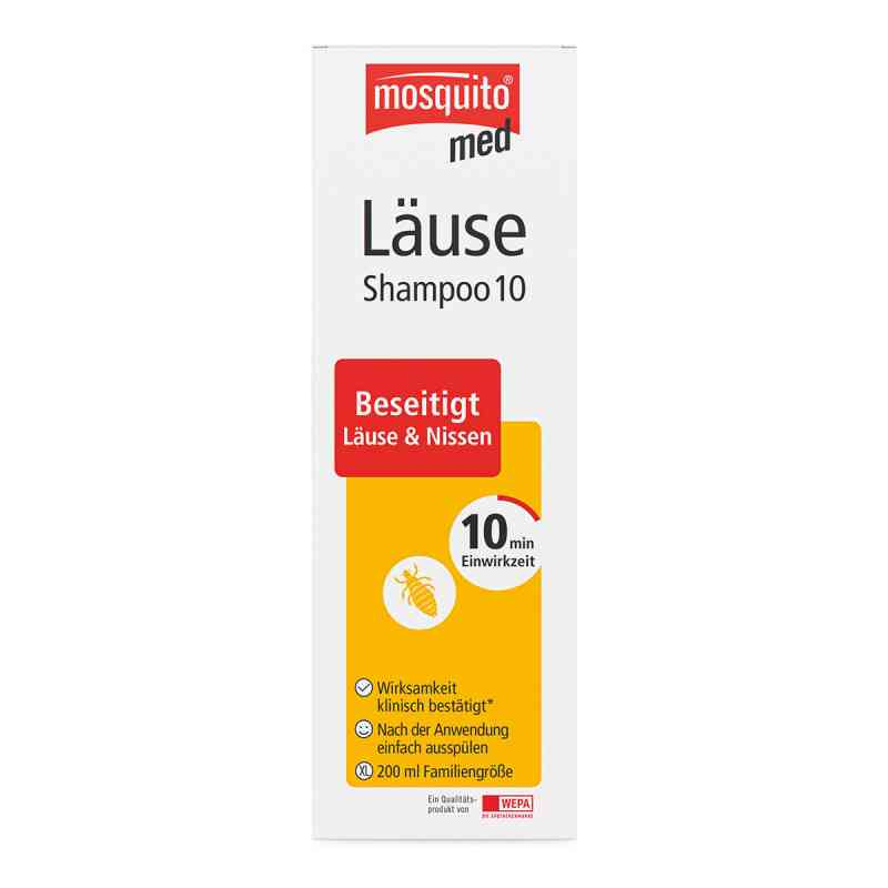 Mosquito med Läuse Shampoo 10  bei apotheke.at bestellen