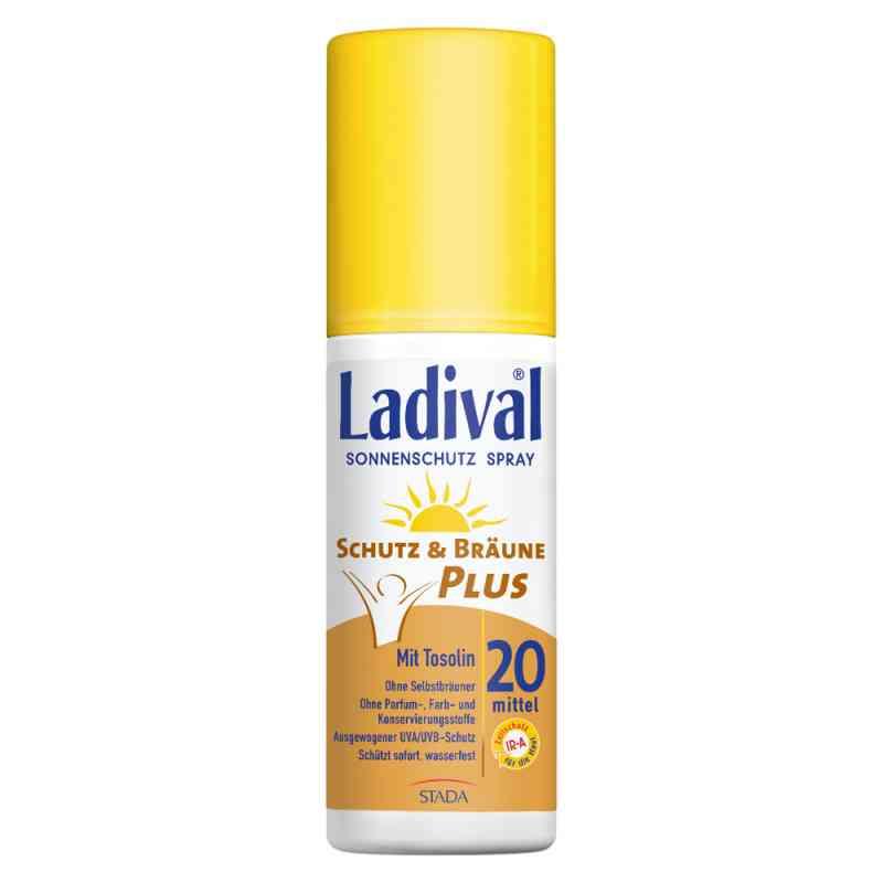 Ladival Schutz&bräune Plus Spray Lsf 20 bei apotheke.at bestellen