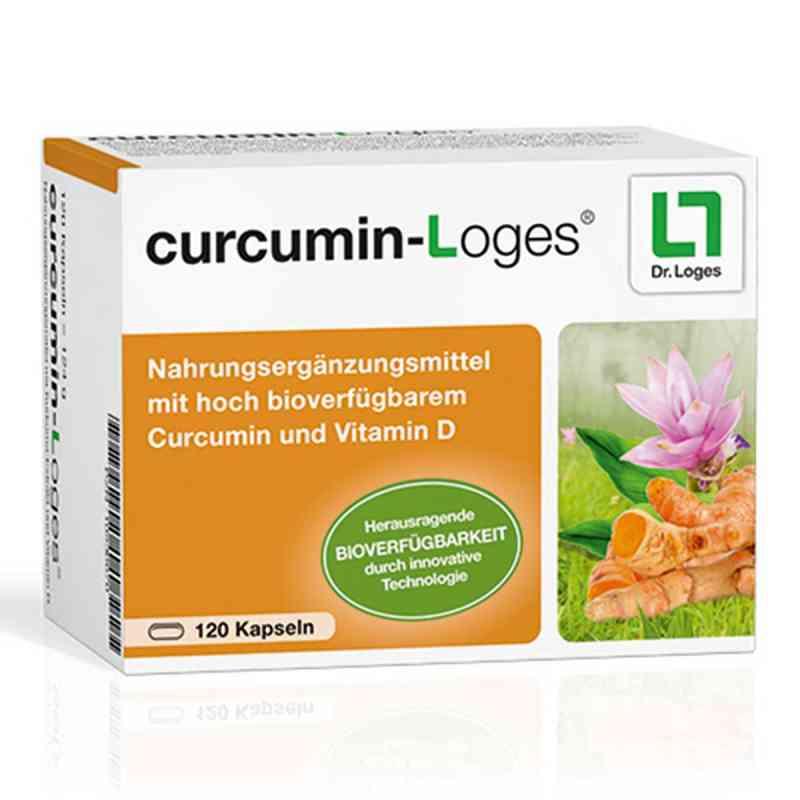 Curcumin-loges Kapseln  bei apotheke.at bestellen
