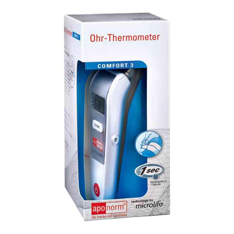 Aponorm Fieberthermometer Ohr Comfort 3 infrarot bei apotheke.at bestellen