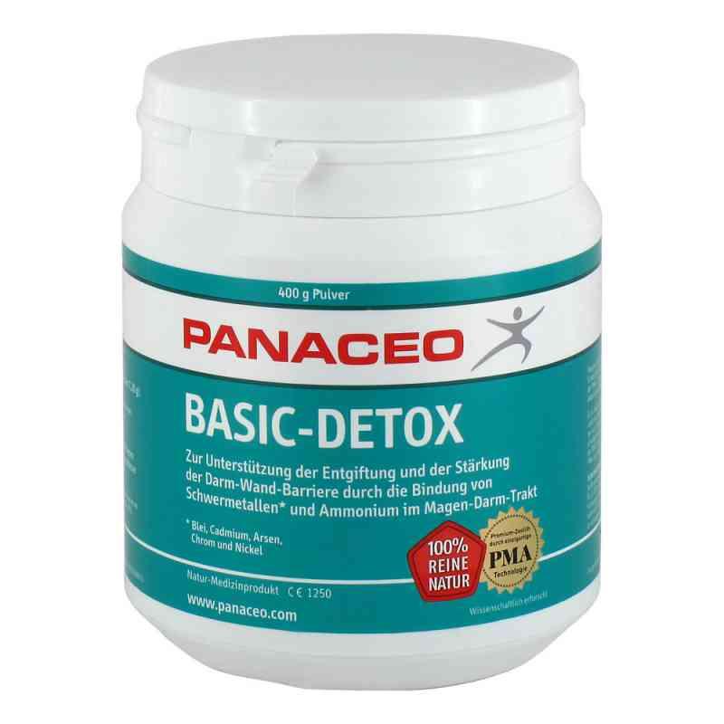 Panaceo Basic-detox Pulver bei apotheke.at bestellen