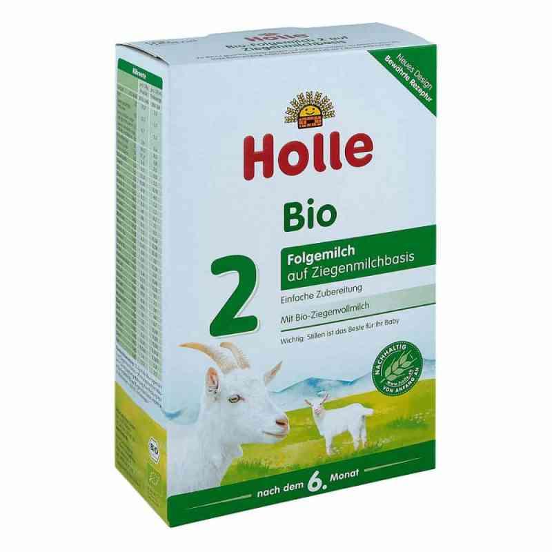Holle Bio Folgemilch auf Ziegenmilchbasis 2 Pulver  bei apotheke.at bestellen