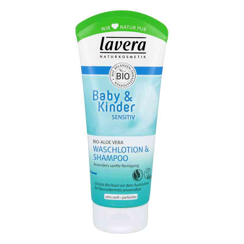 Lavera Baby & Kinder sensitiv Waschlotion&shampoo  bei apotheke.at bestellen