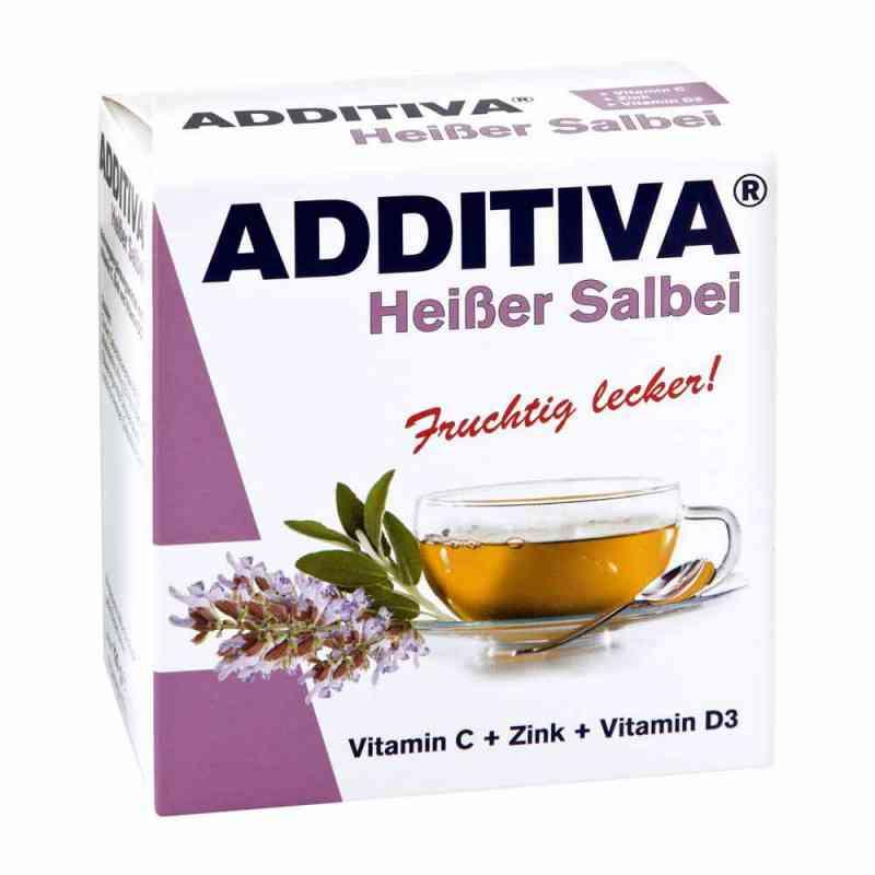 Additiva Heisser Salbei Pulver  bei apotheke.at bestellen