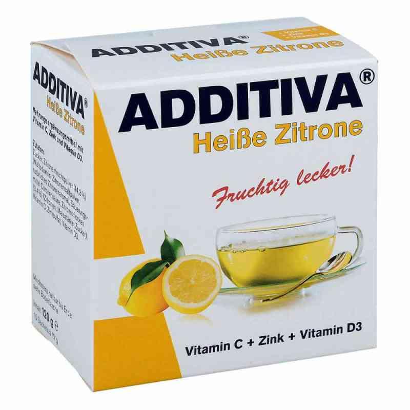 Additiva Heisse Zitrone Pulver bei apotheke.at bestellen