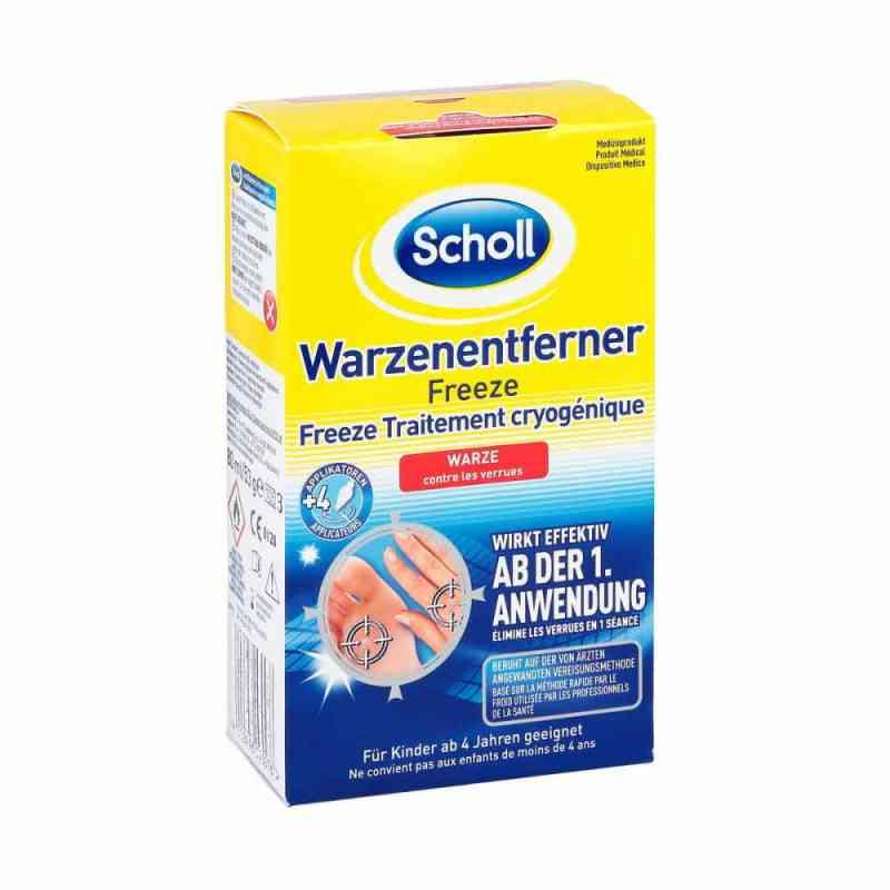 Scholl Warzenentferner Freeze bei apotheke.at bestellen