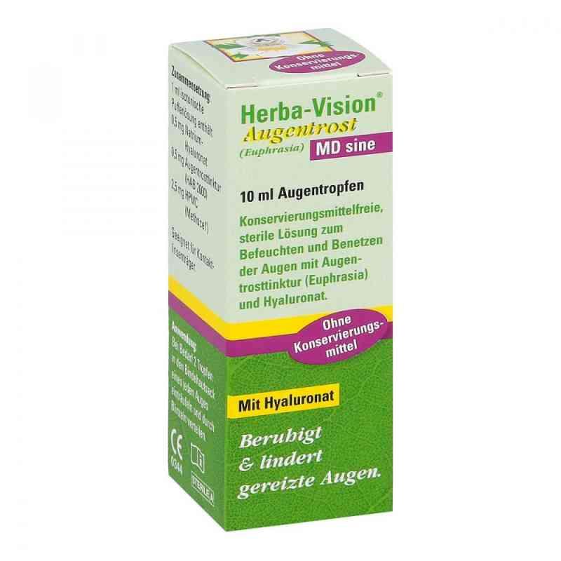 Herba-vision Augentrost Md sine Augentropfen bei apotheke.at bestellen