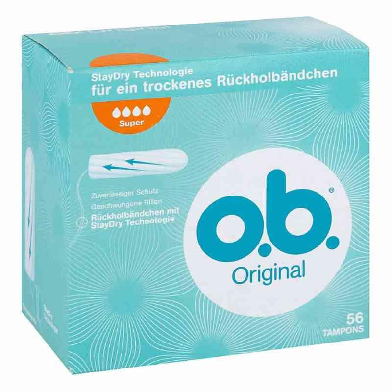 O.b. Tampons Original super bei apotheke.at bestellen