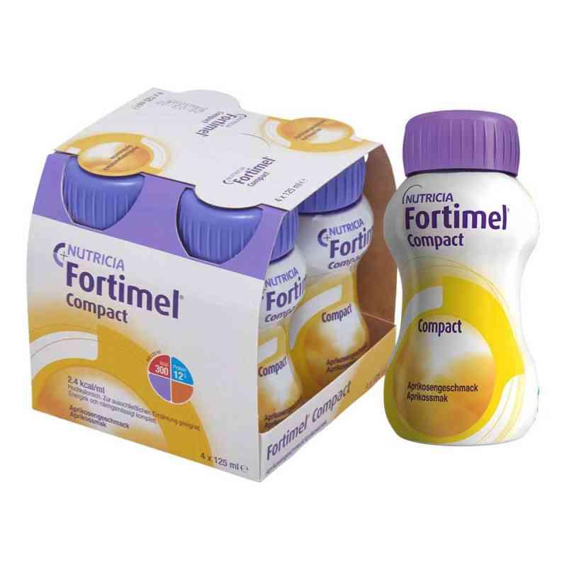 Fortimel Compact 2.4 Aprikosengeschmack  bei apotheke.at bestellen