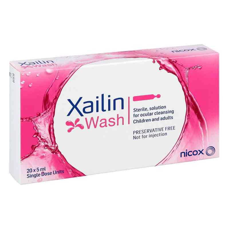 Xailin Wash Augenspüllösung in Einzeldosen bei apotheke.at bestellen