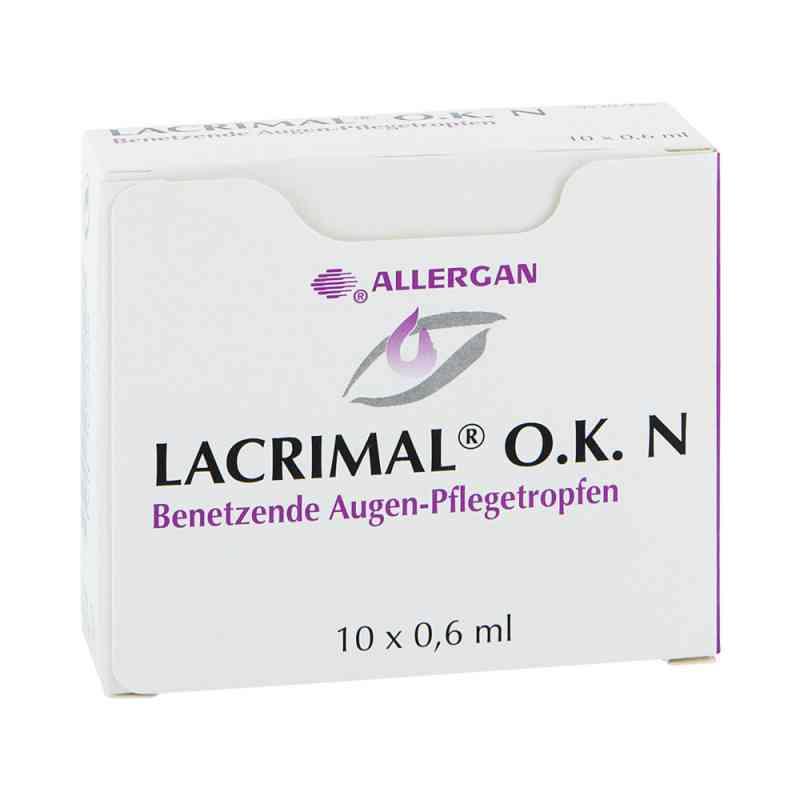 Lacrimal O.k. N Augentropfen bei apotheke.at bestellen