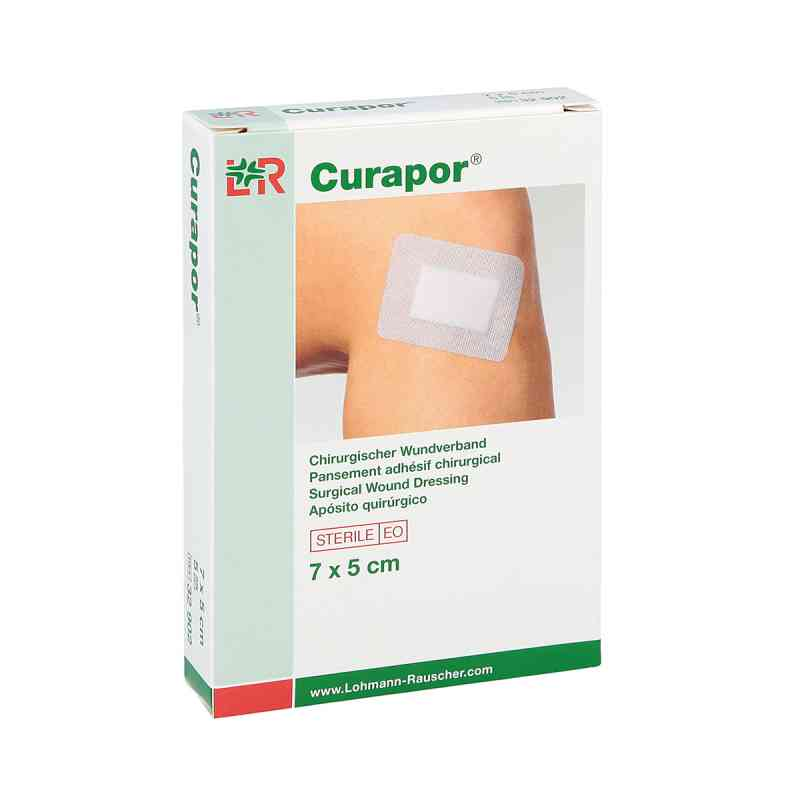 Curapor Wundverband steril chirurgisch 5x7 cm bei apotheke.at bestellen