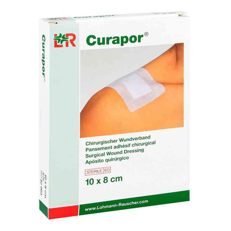 Curapor Wundverband steril chirurgisch 8x10 cm  bei apotheke.at bestellen
