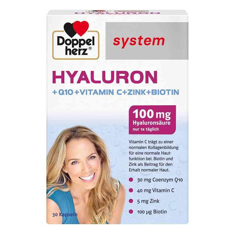 Doppelherz Hyaluron system Kapseln bei apotheke.at bestellen