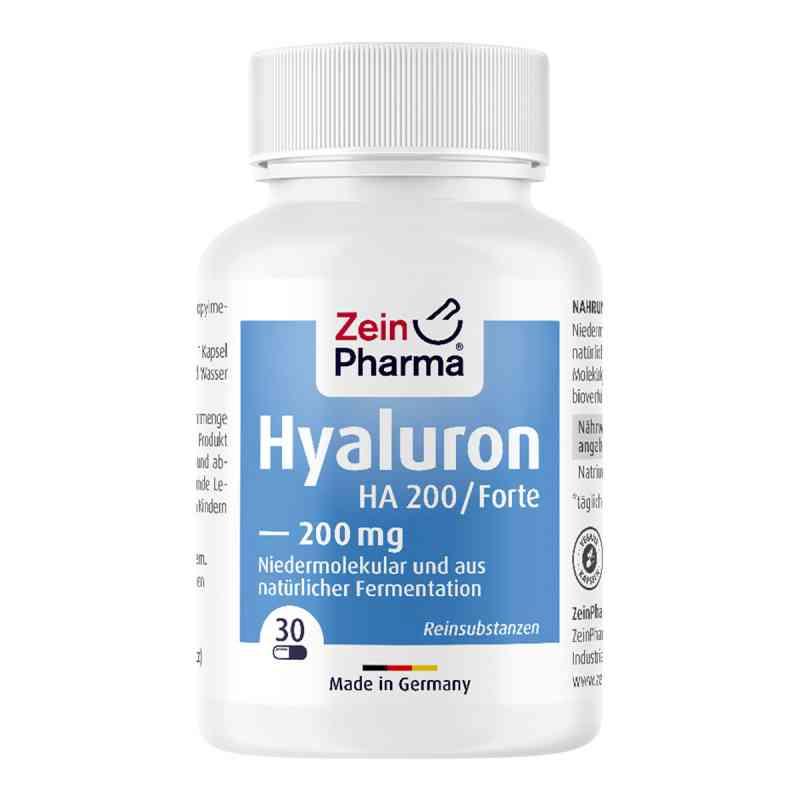 Hyaluron Forte Ha 200 Kapseln  bei apotheke.at bestellen