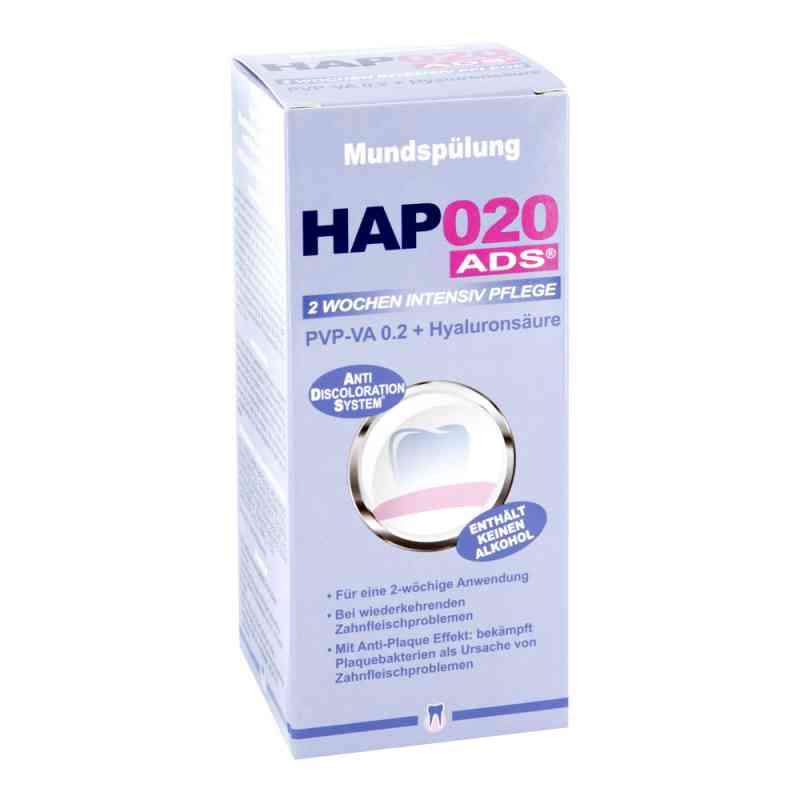 Hap020 Pvp-va 0,2+hyaluronsäure Mundspülung  bei apotheke.at bestellen