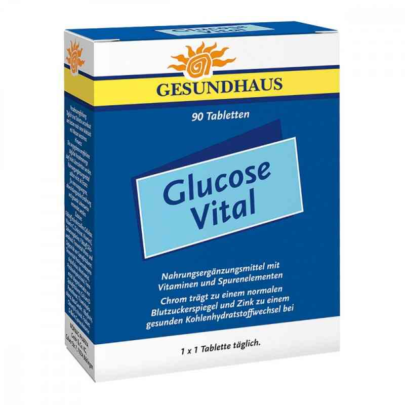 Gesundhaus Glucose Vital Tabletten  bei apotheke.at bestellen