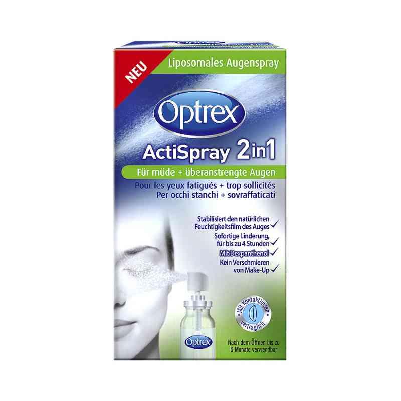 Optrex Actispray 2in1 für müde+überanstrengte Augen  bei apotheke.at bestellen