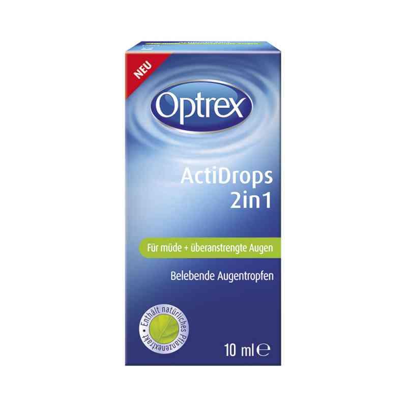 Optrex Actidrops 2in1 für müde+überanstrengte Augen  bei apotheke.at bestellen