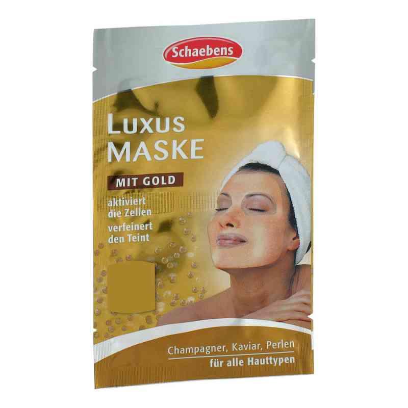 Schaebens Luxus Maske mit Gold  bei apotheke.at bestellen