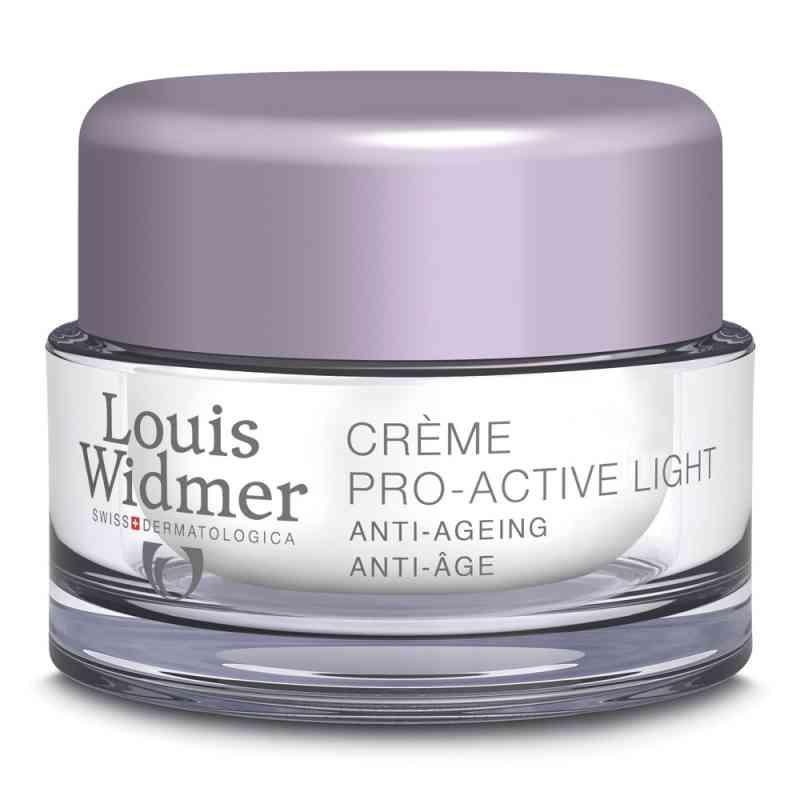 Widmer Creme Pro-active Light leicht parfümiert bei apotheke.at bestellen