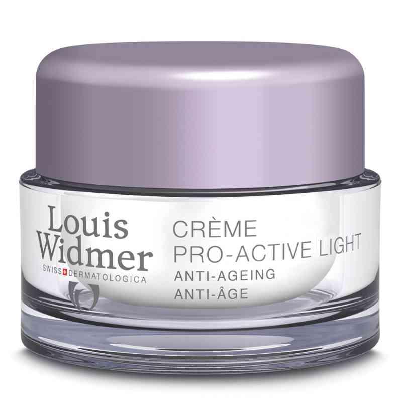 Widmer Creme Pro-active Light unparfümiert  bei apotheke.at bestellen