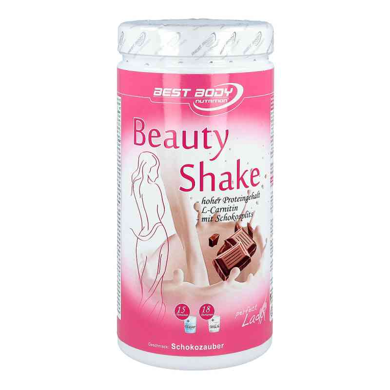 Bbn Perfect Lady Beauty Shake Schoko Zauber Pulver  bei apotheke.at bestellen
