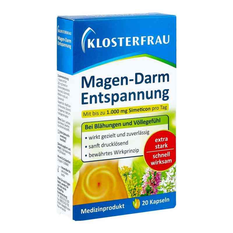 Klosterfrau Magen-darm Entspannung Kapseln  bei apotheke.at bestellen
