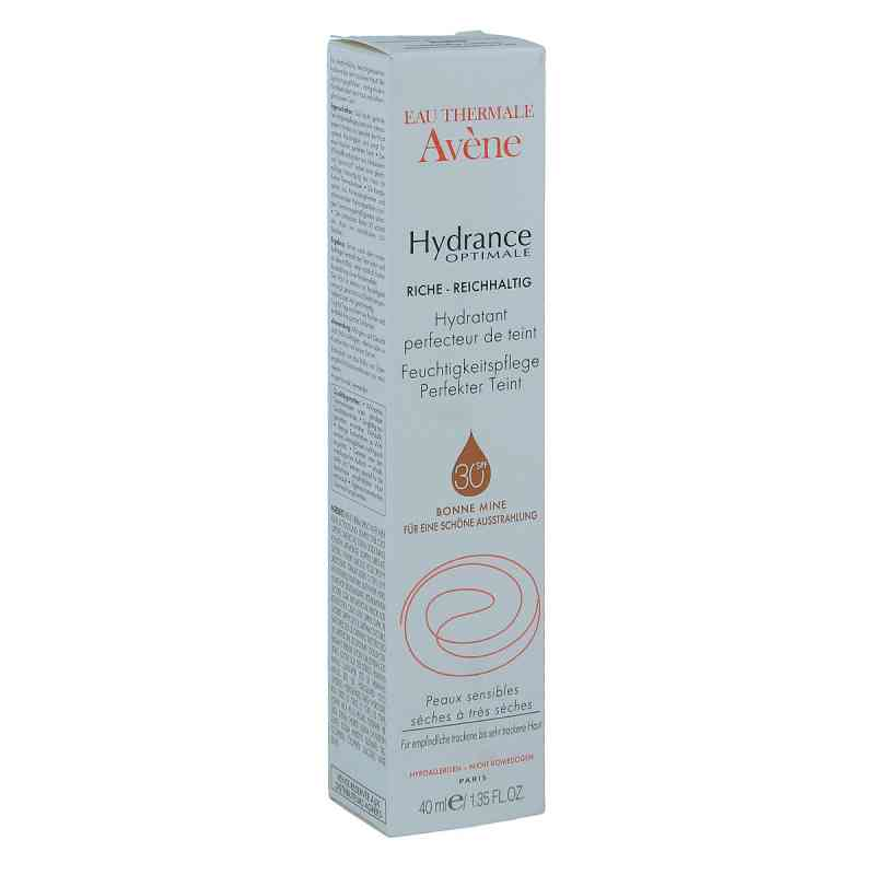 Avene Hydrance Optimale perfekter Teint riche Cr.  bei apotheke.at bestellen