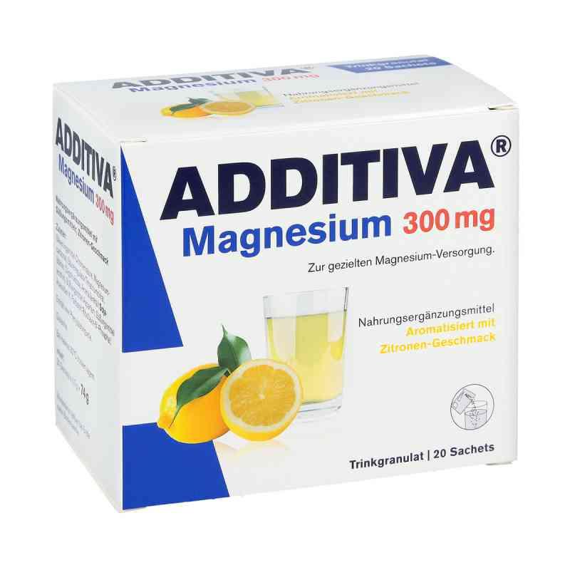 Additiva Magnesium 300 mg N Pulver  bei apotheke.at bestellen