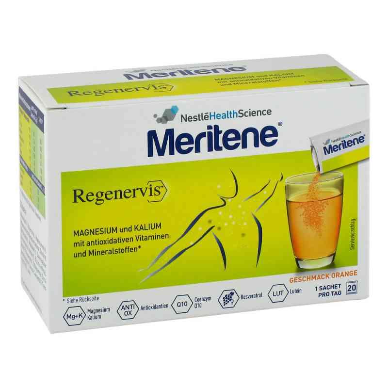 Meritene Regenervis Orange Pulver bei apotheke.at bestellen