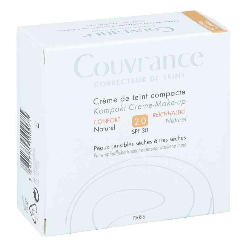 Avene Couvrance Kompakt Cr.-make-up reich.nat.2.0 bei apotheke.at bestellen