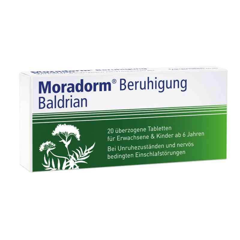Moradorm Beruhigung Baldrian  bei apotheke.at bestellen