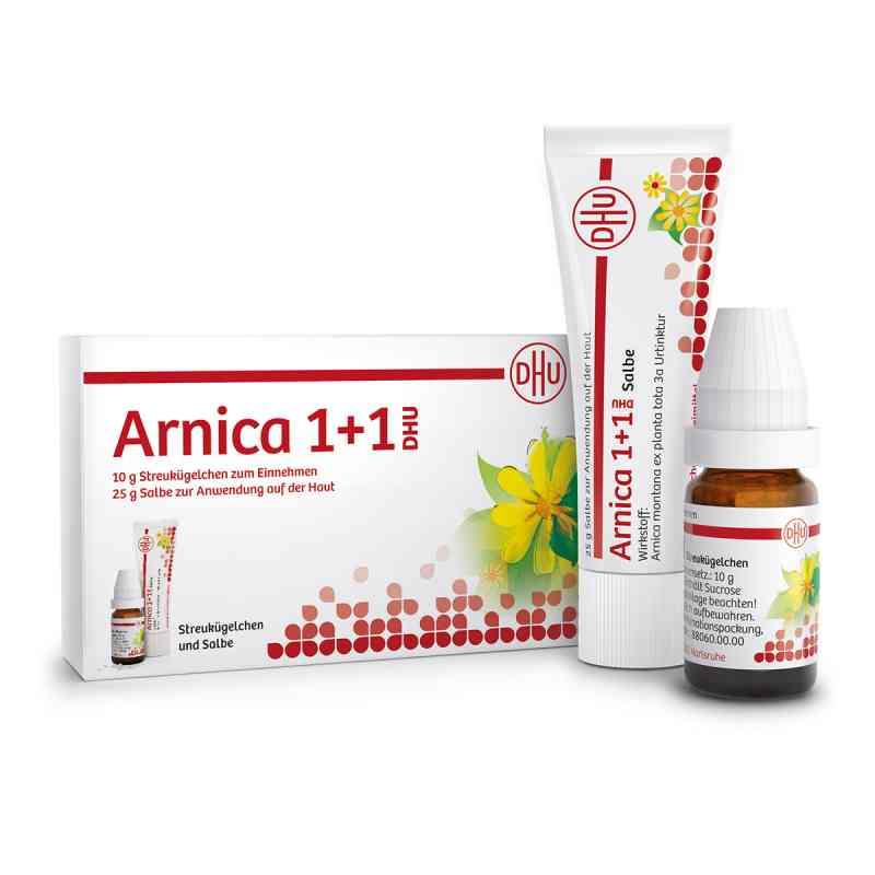 Arnica 1+1 Dhu Kombipackung  bei apotheke.at bestellen