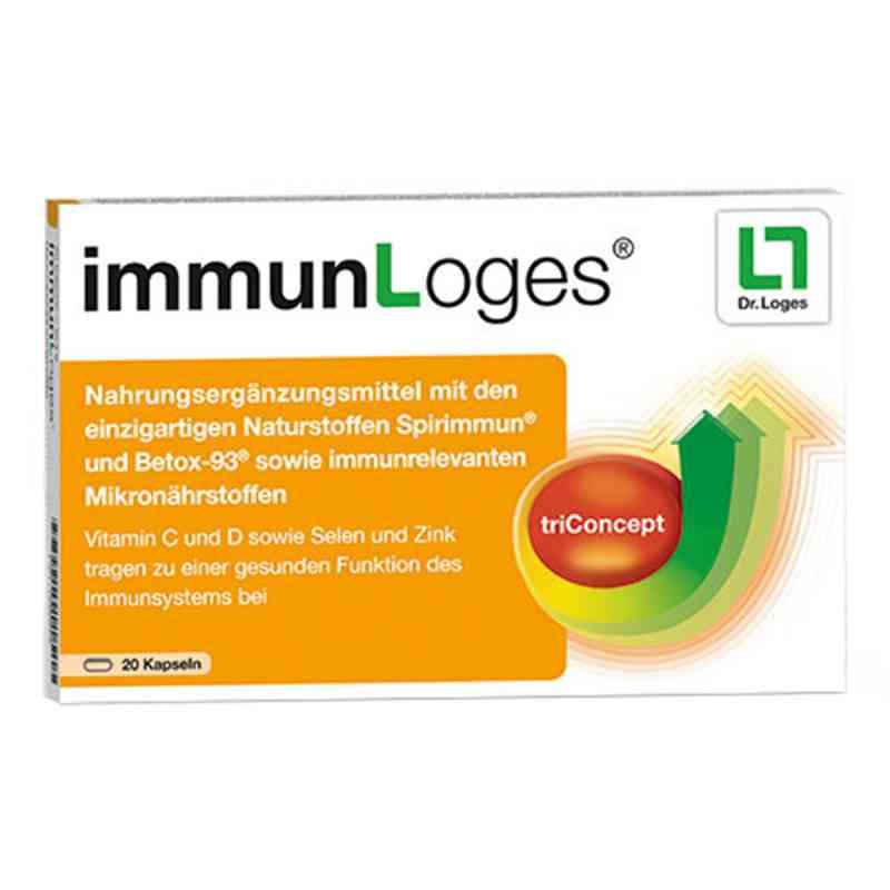 Immunloges Kapseln bei apotheke.at bestellen