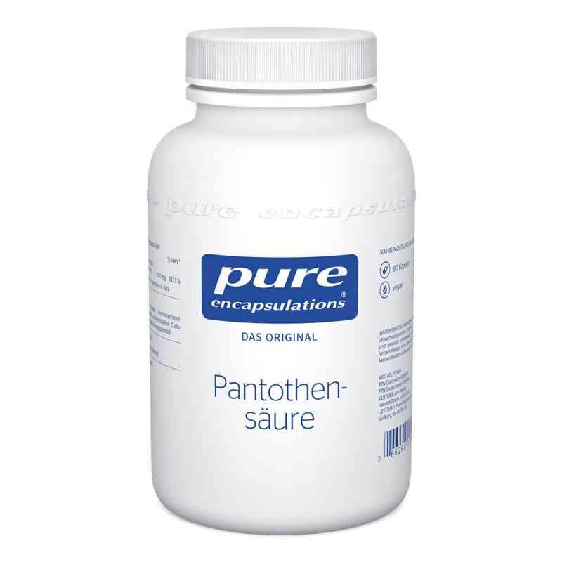 Pure Encapsulations Pantothensäure Kapseln  bei apotheke.at bestellen