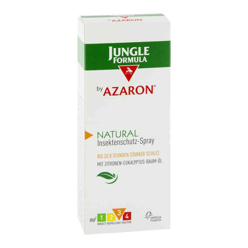 Jungle Formula by Azaron Natural Spray bei apotheke.at bestellen