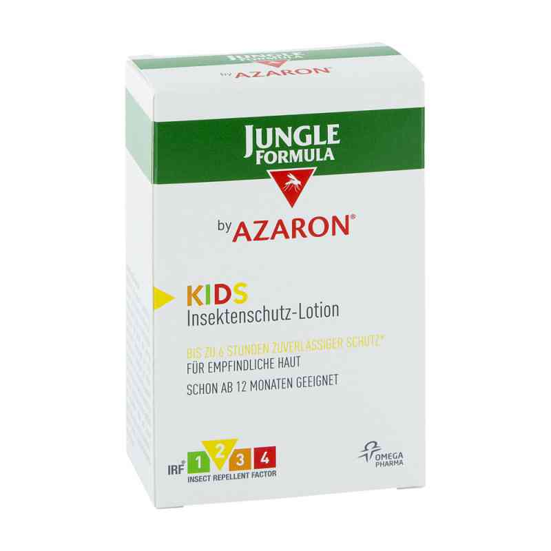 Jungle Formula by Azaron Kids Lotion  bei apotheke.at bestellen