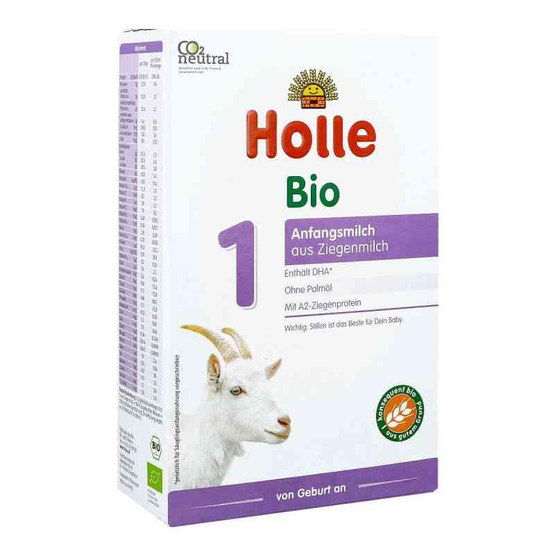 Holle Bio Anfangsmilch 1 auf Ziegenmilchbasis bei apotheke.at bestellen