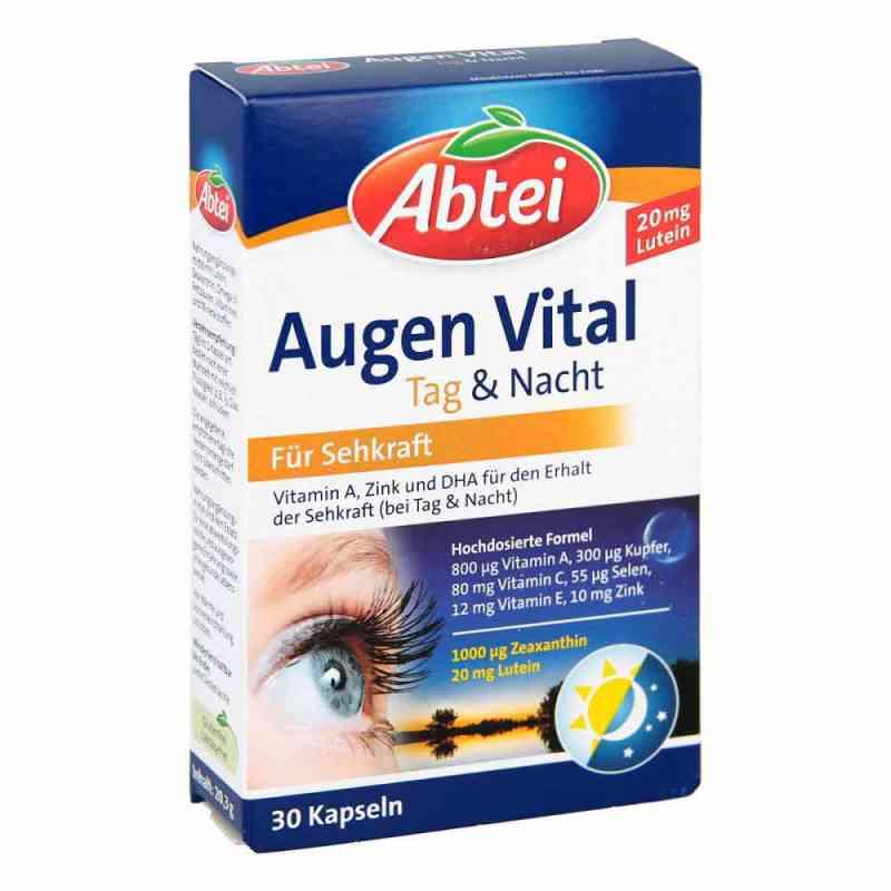 Abtei Augen Vital Tag & Nacht Kapseln bei apotheke.at bestellen