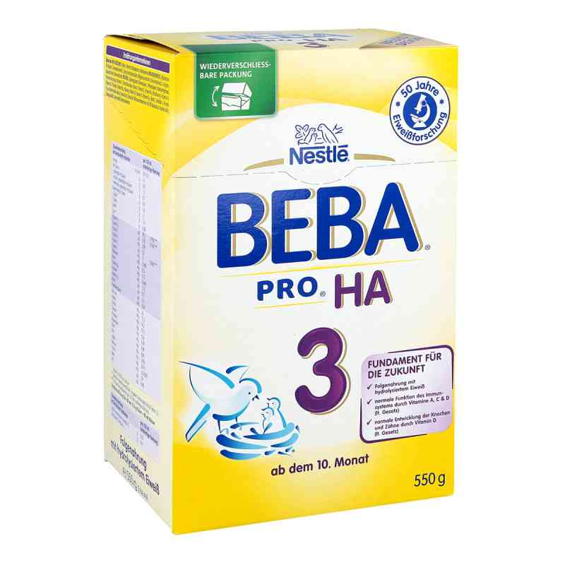 Nestle Beba Ha 3 Pulver  bei apotheke.at bestellen