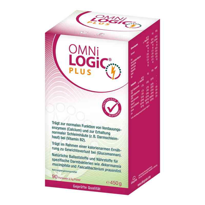 Omni Logic Plus Pulver bei apotheke.at bestellen