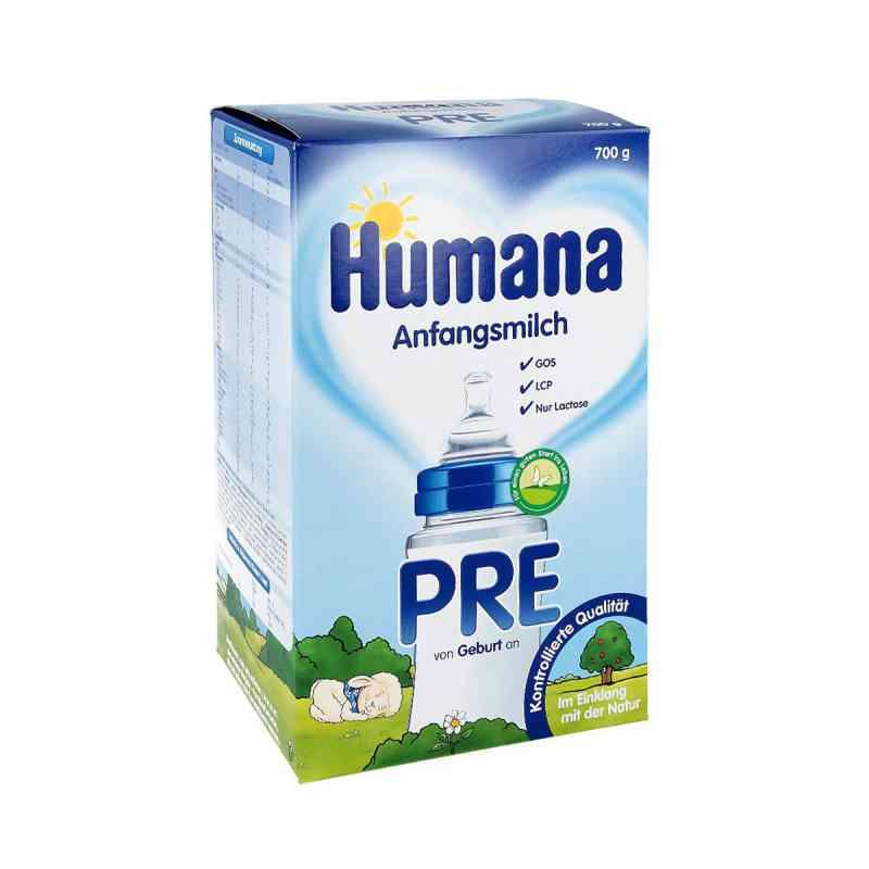 Humana Anfangsmilch Pre Lcp+gos Pulver  bei apotheke.at bestellen
