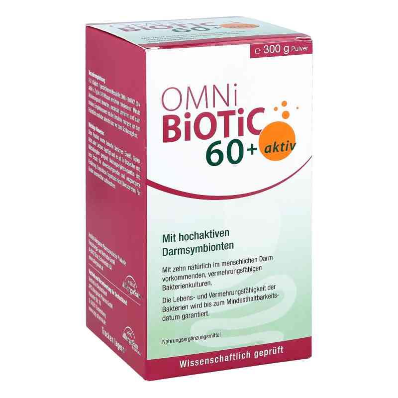 Omni Biotic 60+ aktiv Pulver bei apotheke.at bestellen