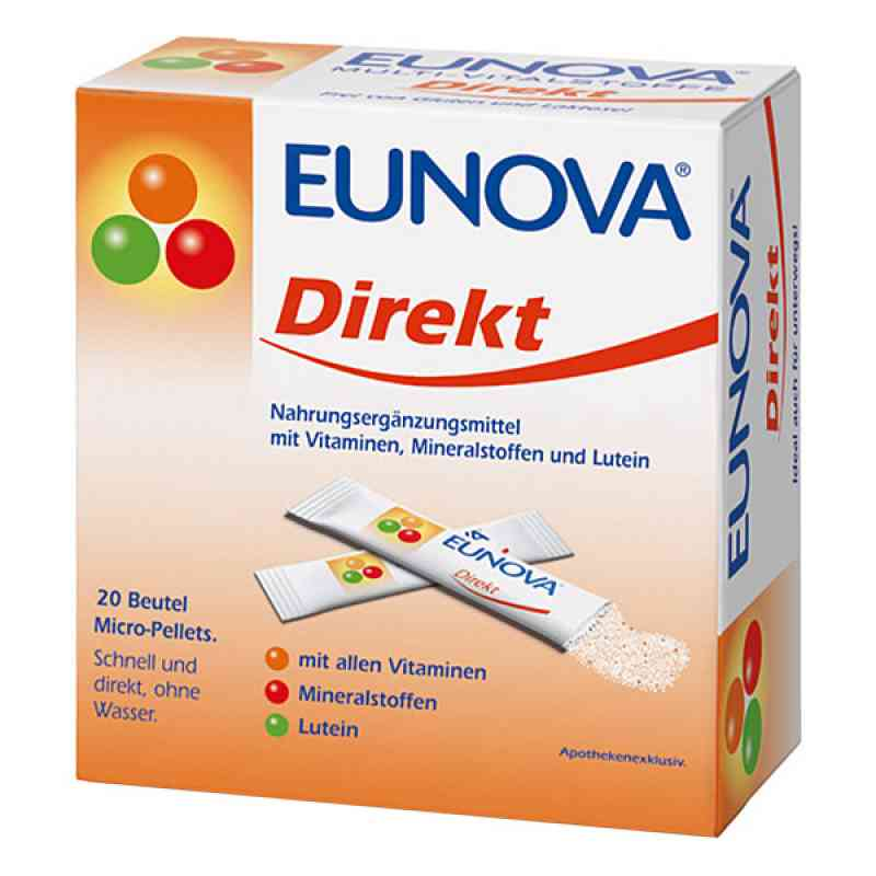 Eunova Direkt Sticks bei apotheke.at bestellen