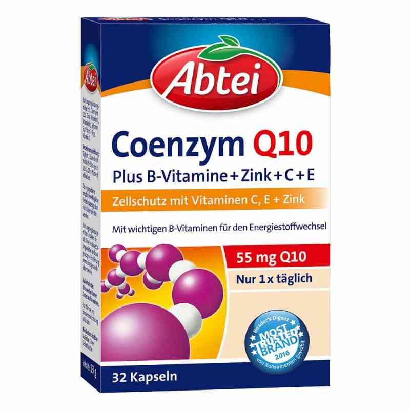 Abtei Coenzym Q10 Plus Kapseln bei apotheke.at bestellen