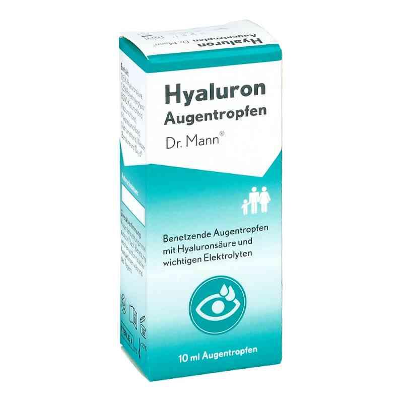 Hyaluron Augentropfen Doktor mann bei apotheke.at bestellen